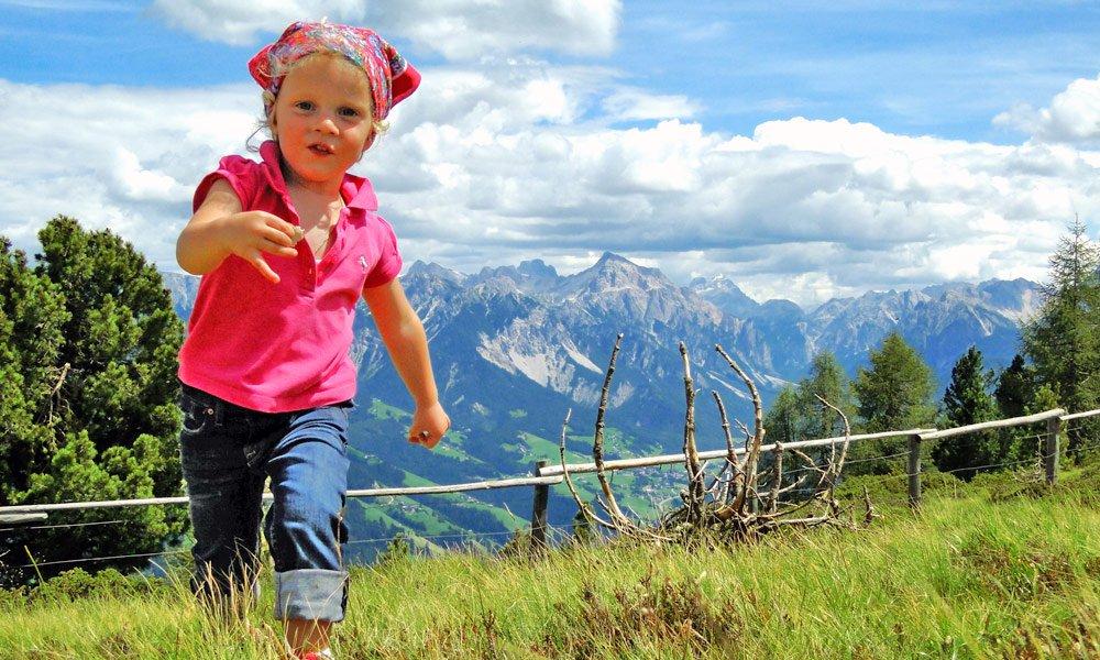 Aktivurlaub mit Kindern – Ihr Abenteuerurlaub in Südtirol