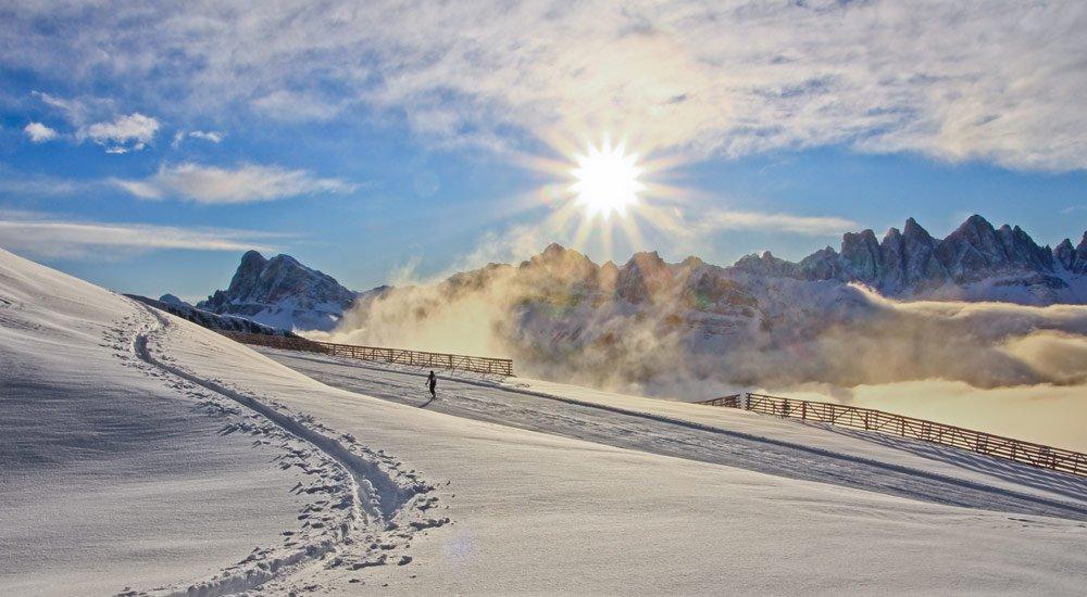 Familienskiferien – Unvergesslicher Skiurlaub in Südtirol