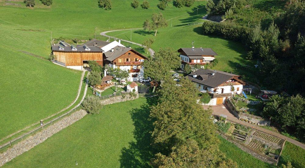 Unser Ferienhof in St. Andrä bei Brixen