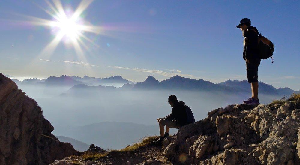 Herbsturlaub mit Kindern in Südtirol
