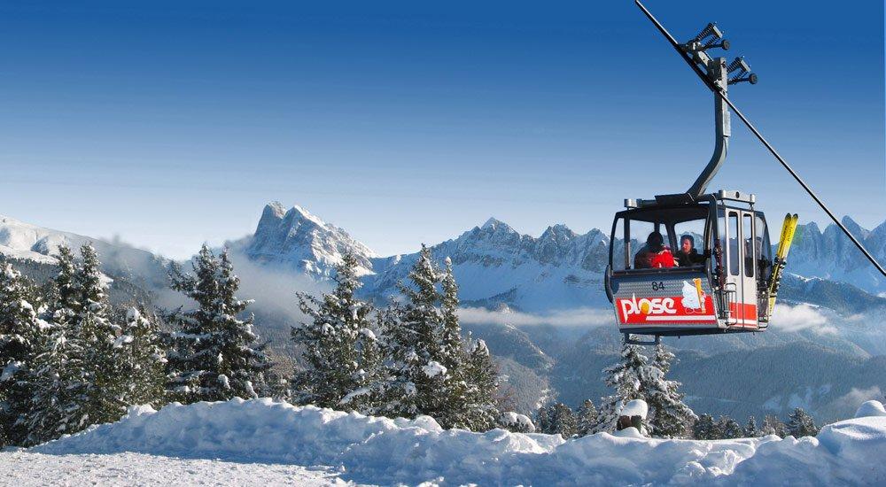 Erlebnisreicher und günstiger Skiurlaub Brixen Plose