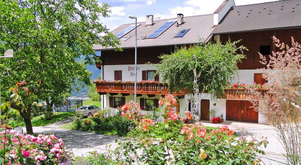 Sommerferien auf dem Bauernhof in Südtirol