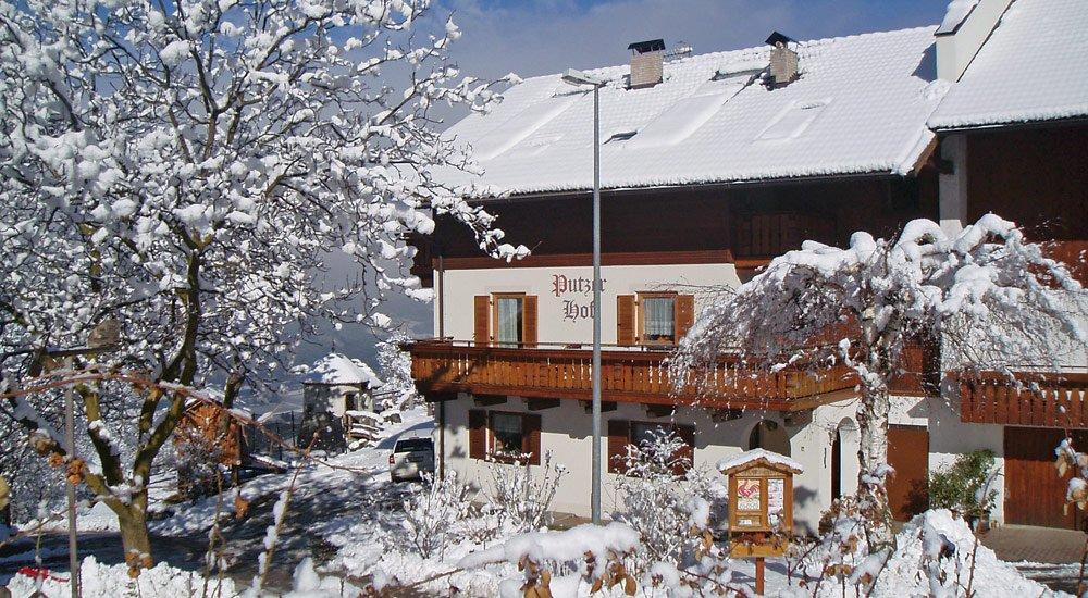 Winterurlaub auf unserem Bauernhof