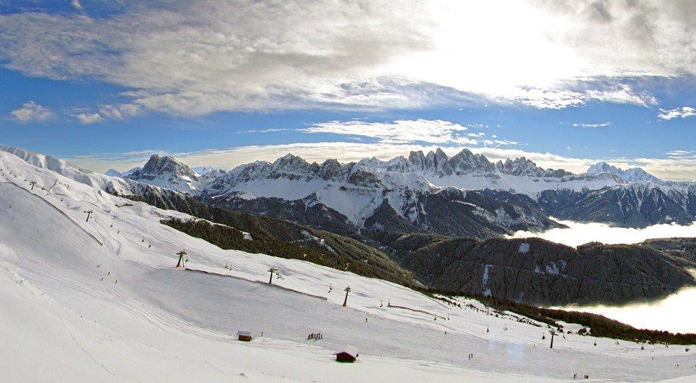 Traumhafte Skigebiete für den Bauernhofurlaub im Winter