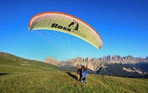 Paragliding Plose im Abenteuerurlaub