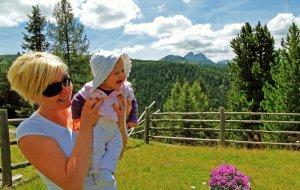 Babyurlaub Südtirol