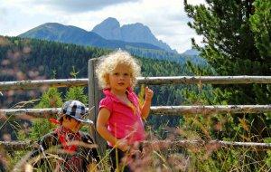 Urlaub mit Kleinkind in Südtirol
