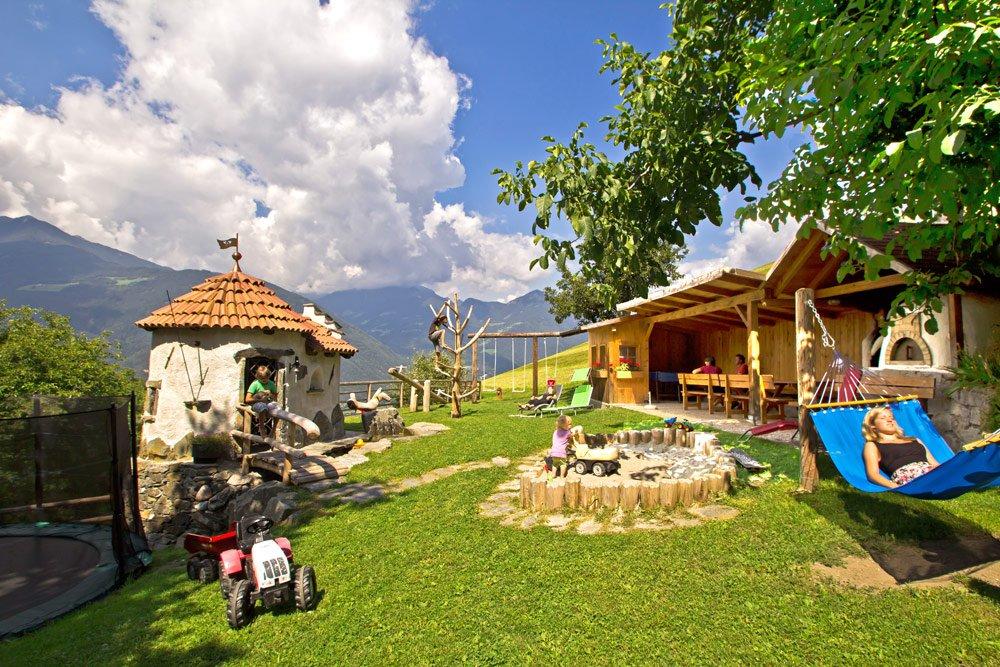 Ihr Ferienbauernhof in Südtirol › Putzerhof