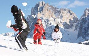 Familienskiferien Südtirol