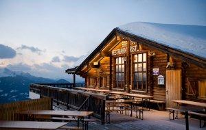 Skihütte - Skiurlaub Südtirol