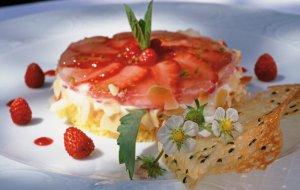 Halbpension Dessert