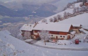 Bauernhofurlaub im Winter