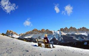Winter genießen - Dolomiten Südtirol